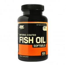 Enteric Fish Oil 100sgels OPTIMUM