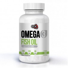 PURE NUTRITION OMEGA 3 FISH OIL 100SGELS