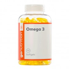 GoNutrition Omega3 1000mg 90sgels