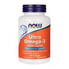 NOW FOODS ULTRA OMEGA-3 90sgels