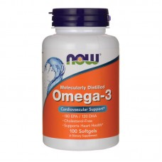 Now Foods Omega-3 1000mg 100sgels