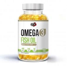 PURE NUTRITION OMEGA3 FISH OIL 480EPA/240DHA 100SGELS