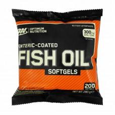 ENTERIC FISH OIL 200SGELS OPTIMUM NUTRITION