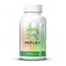 REFLEX KRILL OIL 500MG 90CAPS