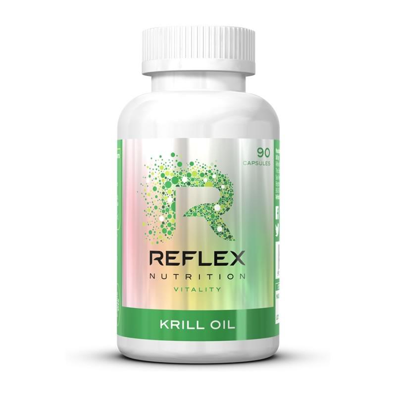 REFLEX KRILL OIL 500MG 90CAPS