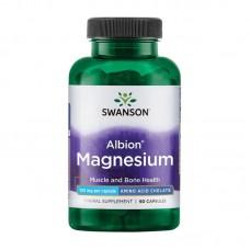 SWANSON ALBION CHELATED  MAGNESIUM 133MG 90CAPS