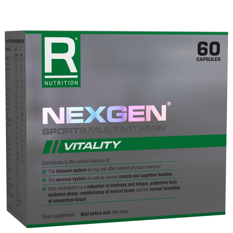 REFLEX NUTRITION NEXGEN MULTIVITAMIN 60CAPS