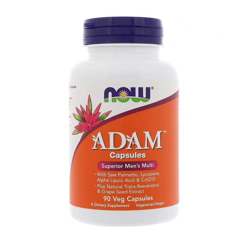 Now Foods Adam 90vcaps