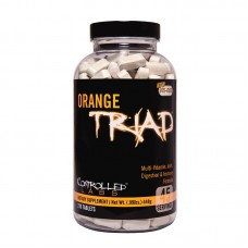 Controlled Labs Orange Triad 270tabs usa version