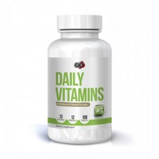 PURE NUTRITION DAILY VITS 100TABS