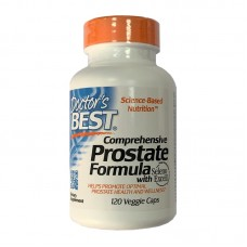 DOCTOR'S BEST COMPREHENSIVE PROSTATE FORMULA WITH SELENO EXCELL 120VCAPS
