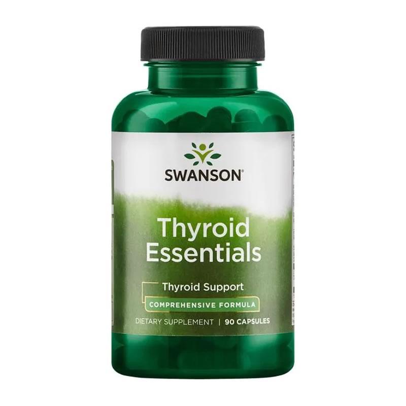 SWANSON THYROID ESSENTIALS 90CAPS