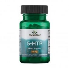 SWANSON 5-HTP 50MG 60CAPS