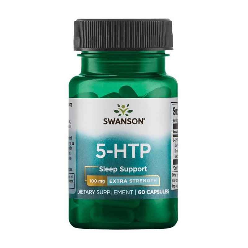 SWANSON 5-HTP 100MG EXTRA STRENGTH 60CAPS