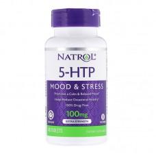 NATROL 5-HTP 100MG TIME RELEASE 45TABS