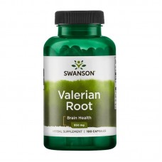 SWANSON VALERIAN ROOT 475MG 100CAPS