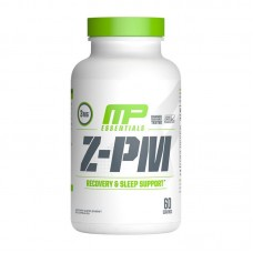 MUSCLE PHARM Z-PM 60CAPS