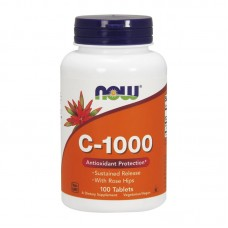 Now foods C-1000 100tabs