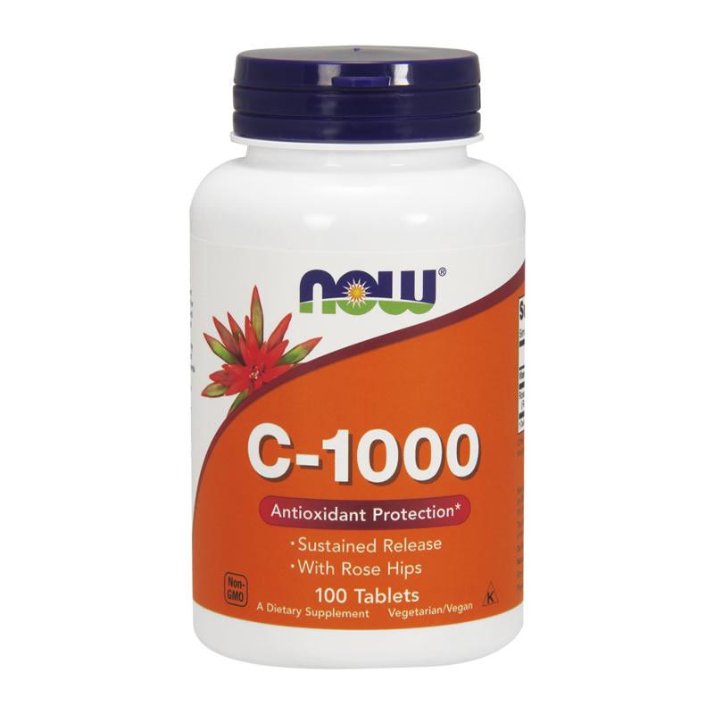 Now foods C-1000 100tabs