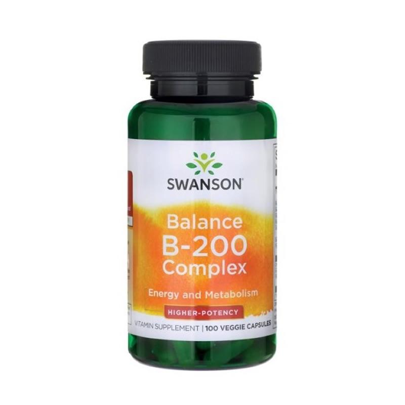 SWANSON BALANCE B-200 COMPLEX 100VCAPS