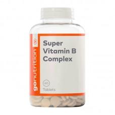 GoNutrition Super Vit B complex 60tabs